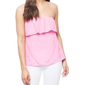 Lilly Pulitzer Strapless Tank Top